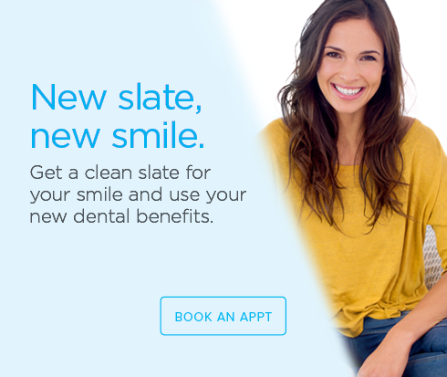 League City Modern Dentistry and Orthodontics - New Year, New Dental Benefits