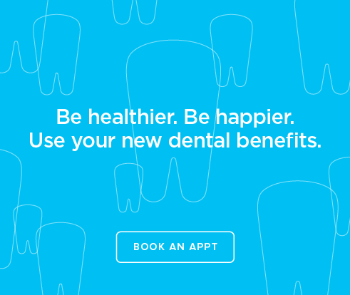 Be Heathier, Be Happier. Use your new dental benefits. - League City Modern Dentistry and Orthodontics